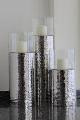Boden Windlicht Gruppe Gehammert Im Kerzen Shop Zu Guenstigen