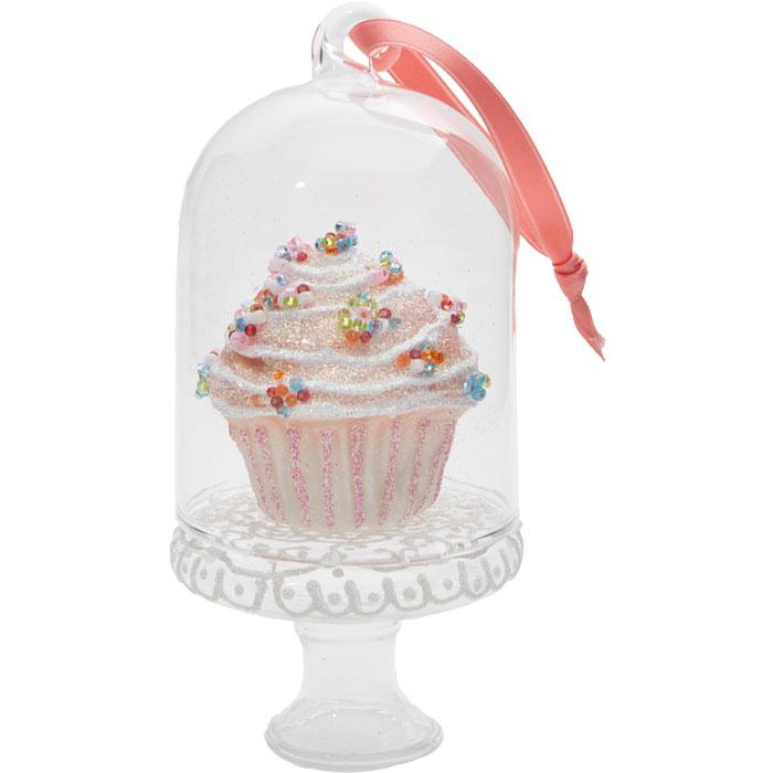 Christbaumschmuck Glas Cupcake Sprinkles Im Kerzen Shop Zu