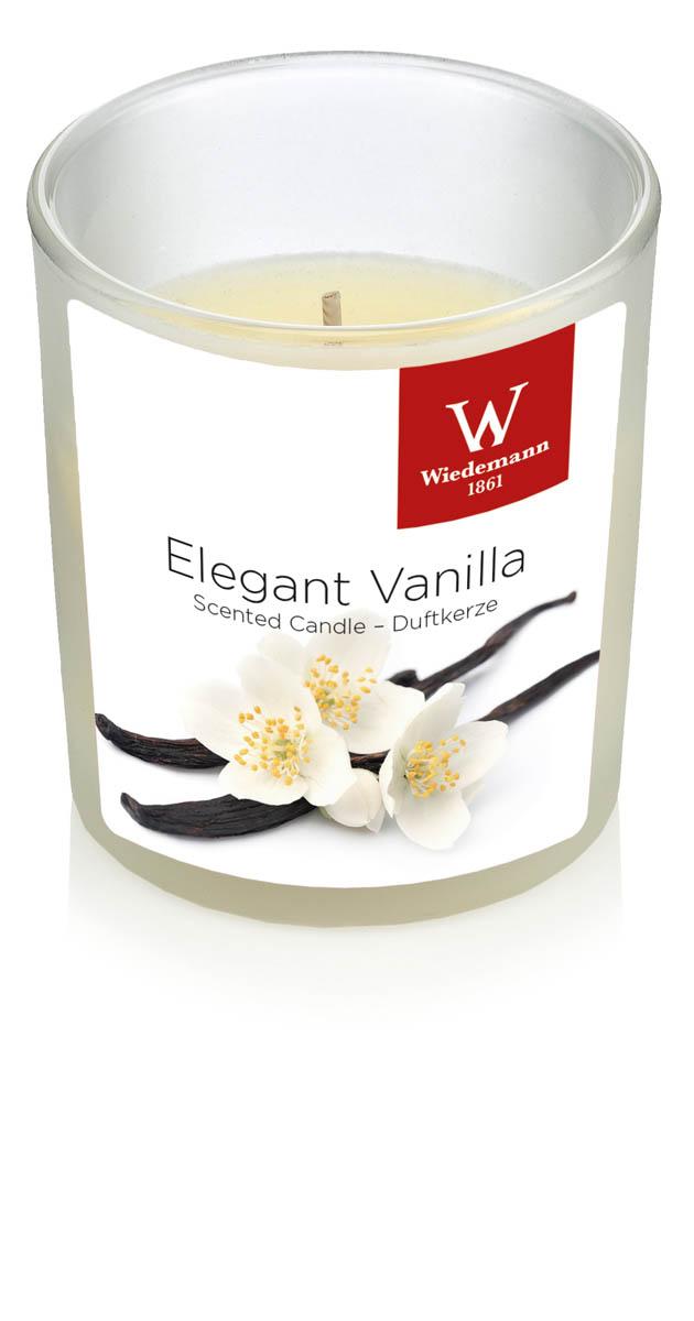 4 st ck duftkerzen im glas vanille im kerzen shop zu guenstigen preisen kaufen. Black Bedroom Furniture Sets. Home Design Ideas