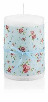 blumenmotivkerzen petit roses im kerzen shop zu guenstigen preisen kaufen. Black Bedroom Furniture Sets. Home Design Ideas