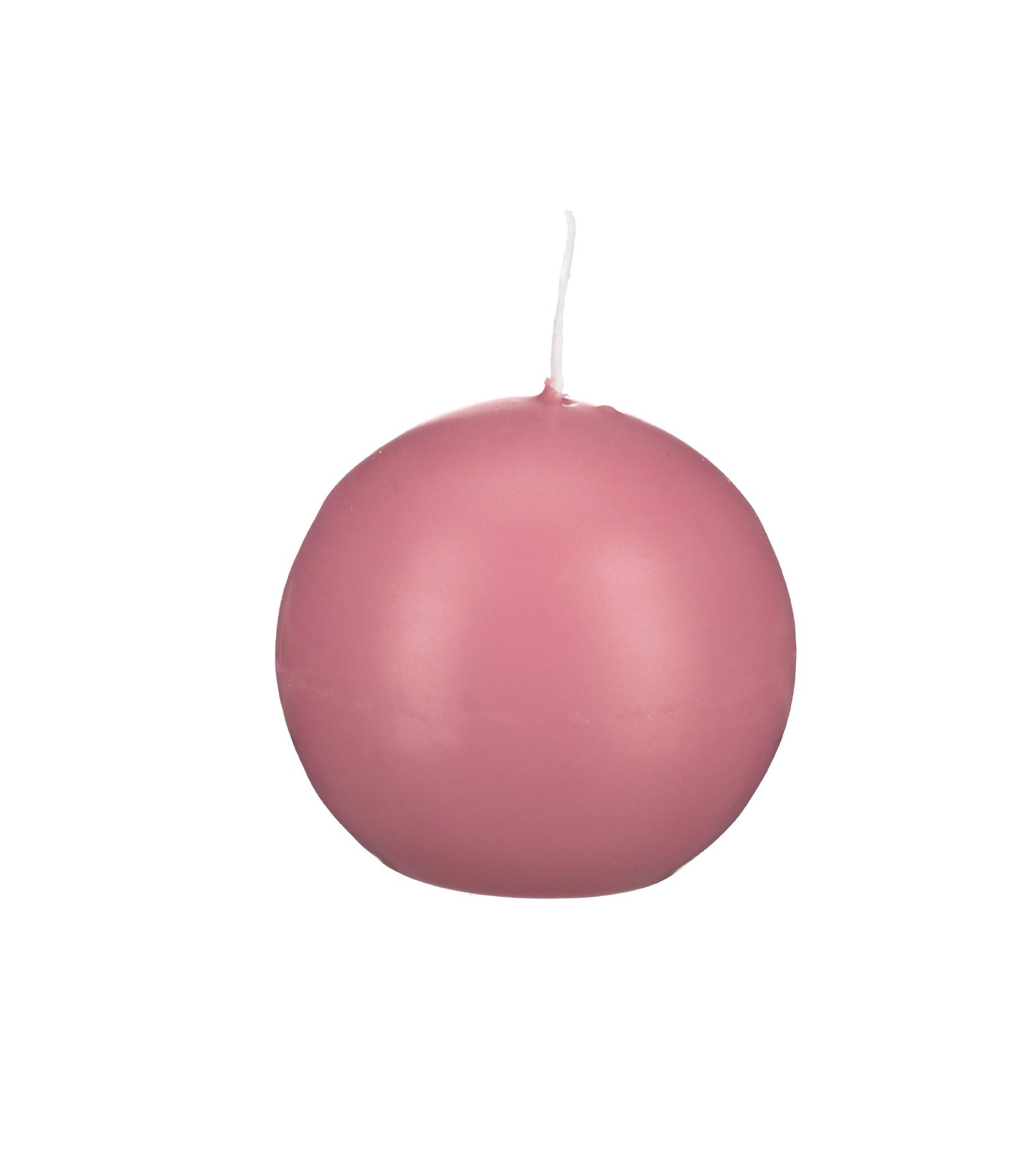 kugelkerzen rosa 70mm inhalt 12 st ck im kerzen shop zu guenstigen preisen kaufen. Black Bedroom Furniture Sets. Home Design Ideas