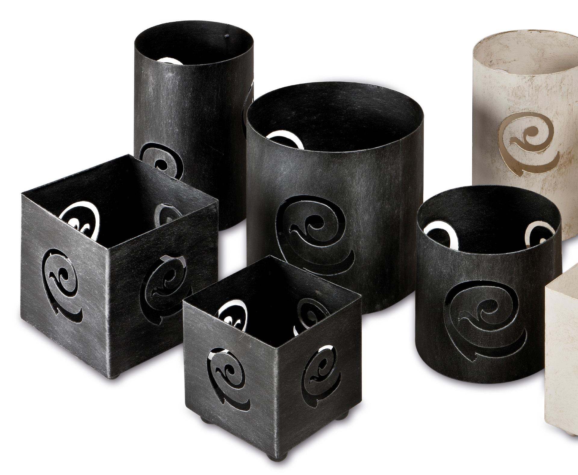 Kerzen laternen metall 71 ideen f r au enleuchten for Kerzen laternen metall