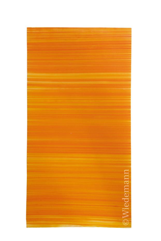 verzierwachsplatte orange gestreift im kerzen shop zu guenstigen preisen kaufen. Black Bedroom Furniture Sets. Home Design Ideas