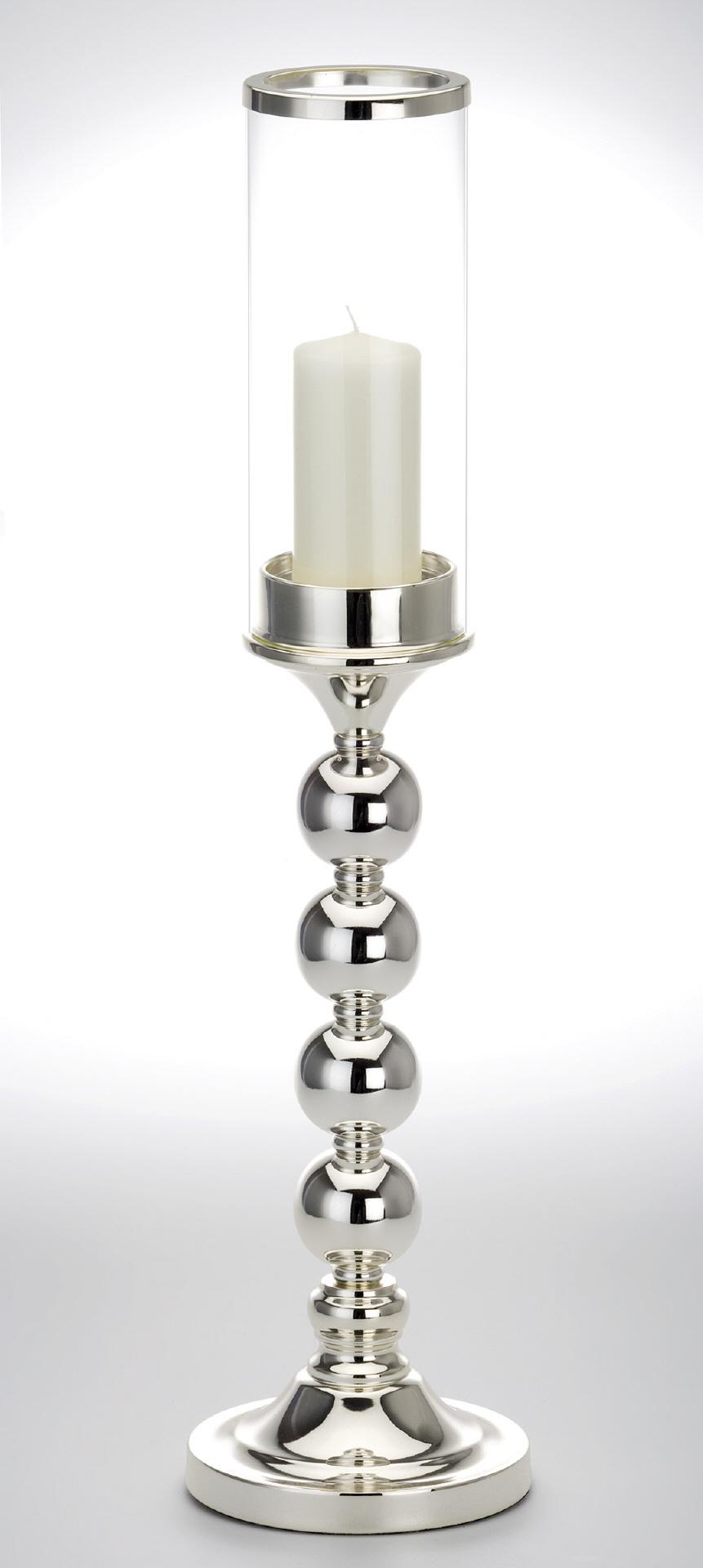 windlicht kugelfu mit klarglas h 66 x 16 cm im kerzen shop zu guenstigen preisen kaufen. Black Bedroom Furniture Sets. Home Design Ideas